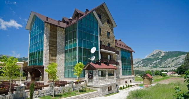 Jedinstveni hotel u prirodnom okruzenju